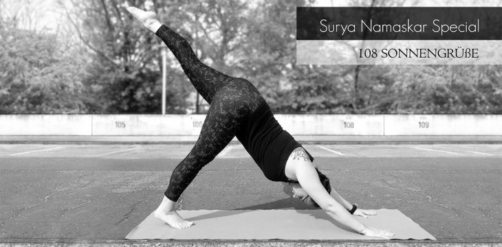 Surya Namaskar Special zur Sommersonnenwende
